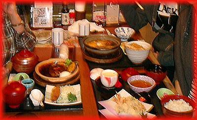 400鈴のれん夕食.jpg