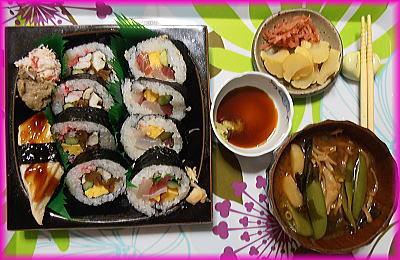 400魚忠お寿司の夕食.jpg