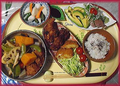 400唐揚野菜煮物.jpg